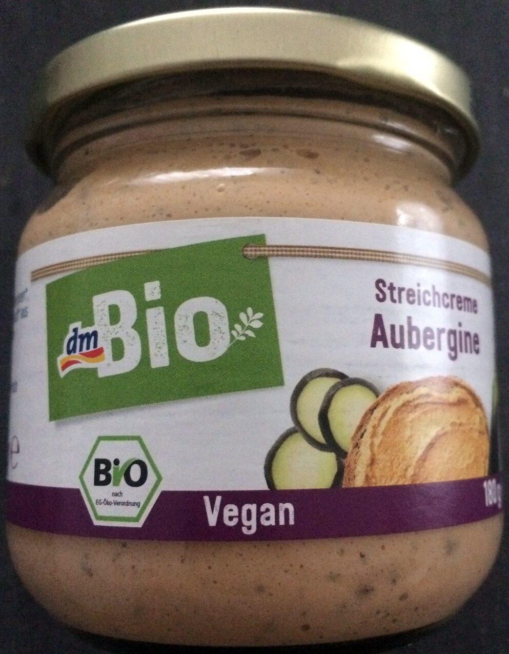 Streichcreme Aubergine - Product