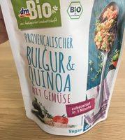 Dmbio Bulgur & Quinoa Mit Gemüse - Product