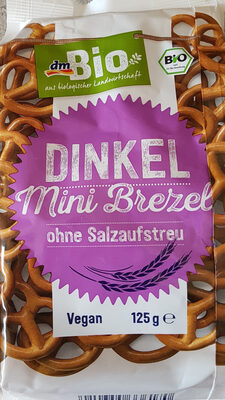Dinkel Mini Brezeln - Product