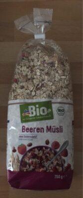 Beeren Müsli - Product