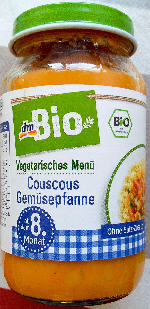 Couscous Gemüsepfanne - Product - de