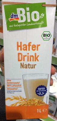 Hafer Drink Natur - Produit - fr