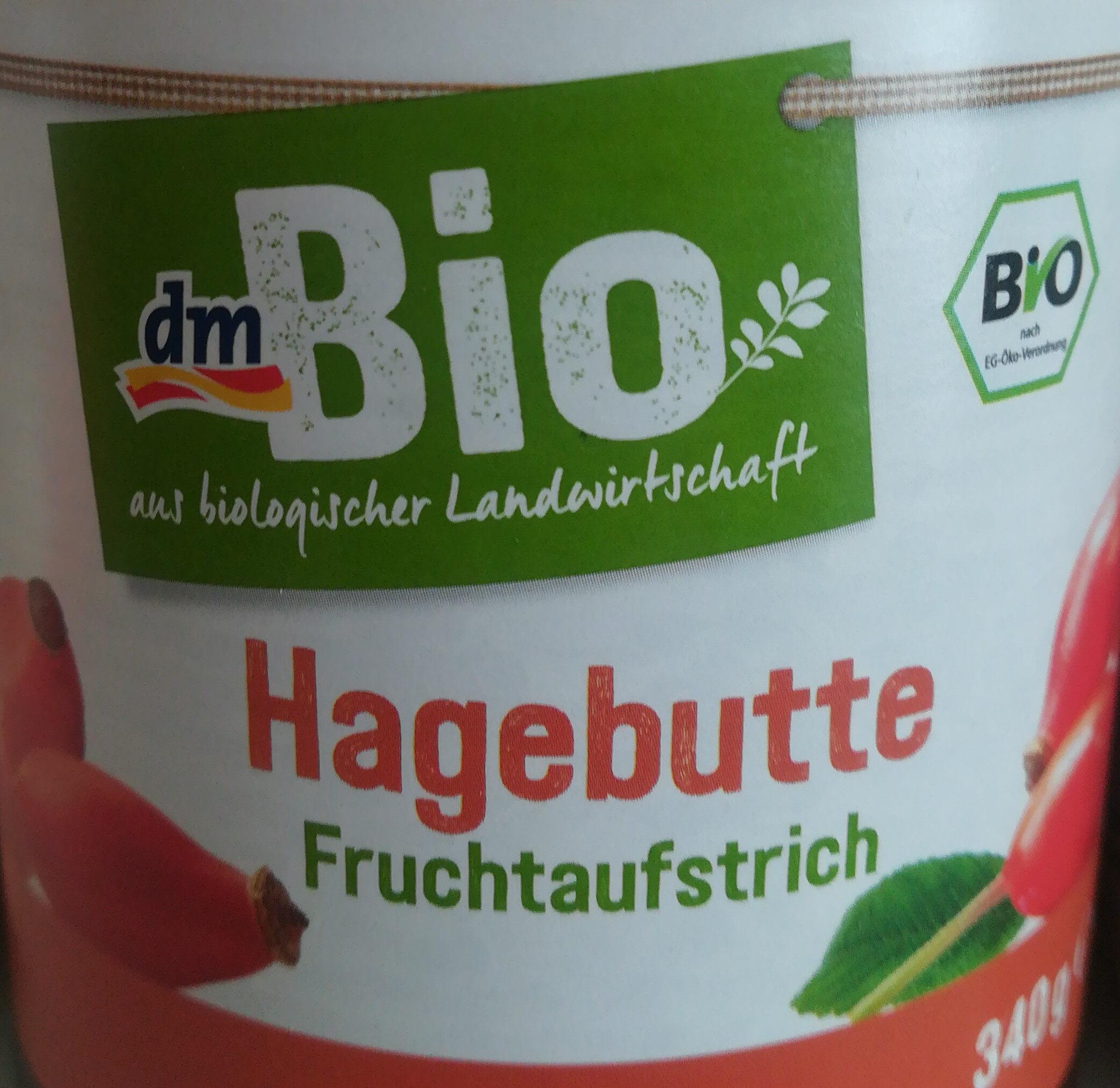 Bio Hagebutte Fruchtaufstrich - Prodotto - de