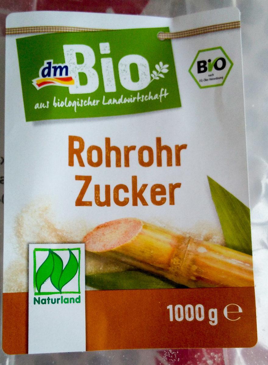 DM Bio Rohrohr Zucker - Product