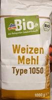 Weizenmehl Type 1050 - Product - de