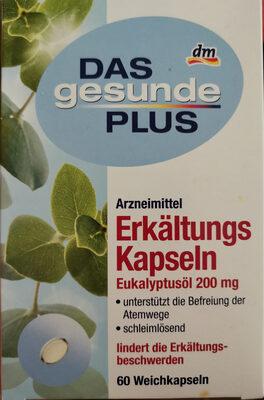 Erkältungskapseln - Product
