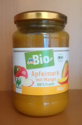 Apfelmark mit mango - Product