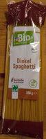 Dinkel Spaghetti - Product