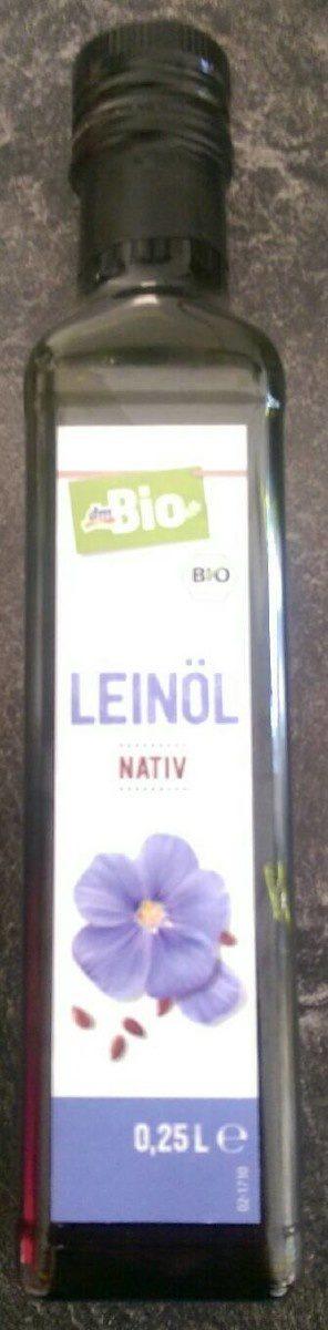 Leinöl Nativ - Produit