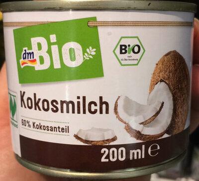 Kokosmilch (lait de coco) - Produkt - de