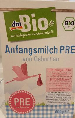 Anfangsmilch PRE - Produit - de