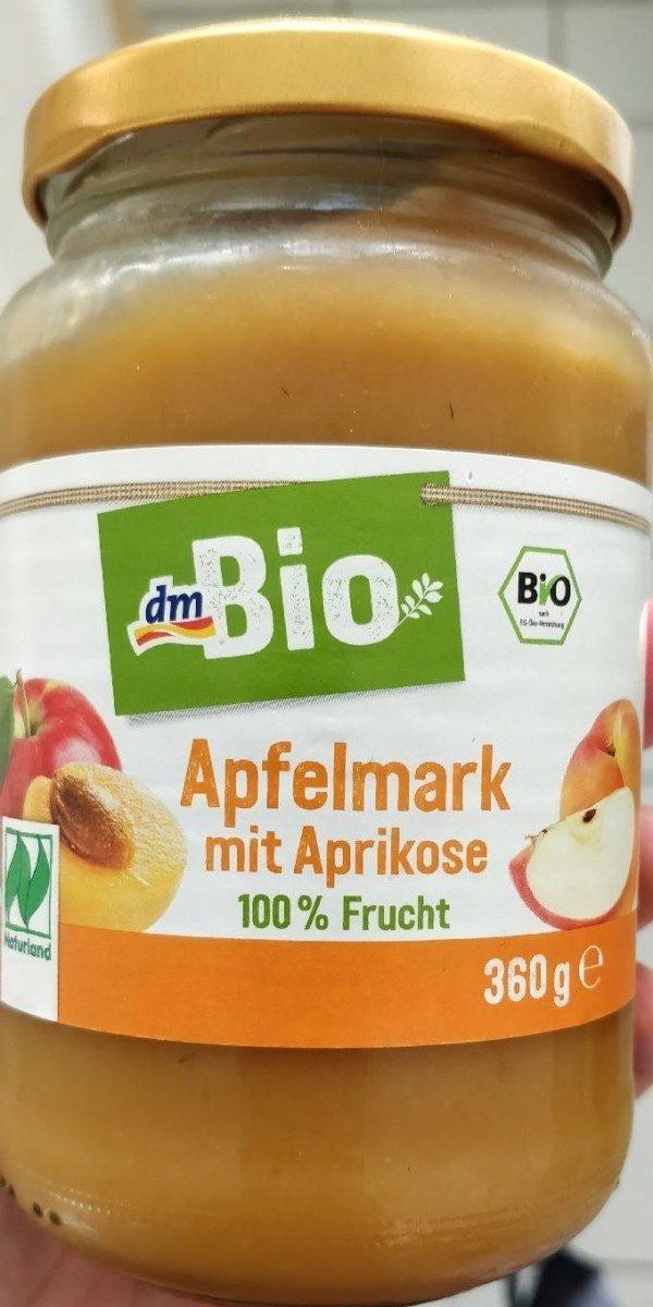 Apfelmark mit aprikose - Produit - fr
