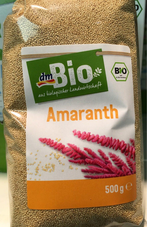 Amaranth - Product