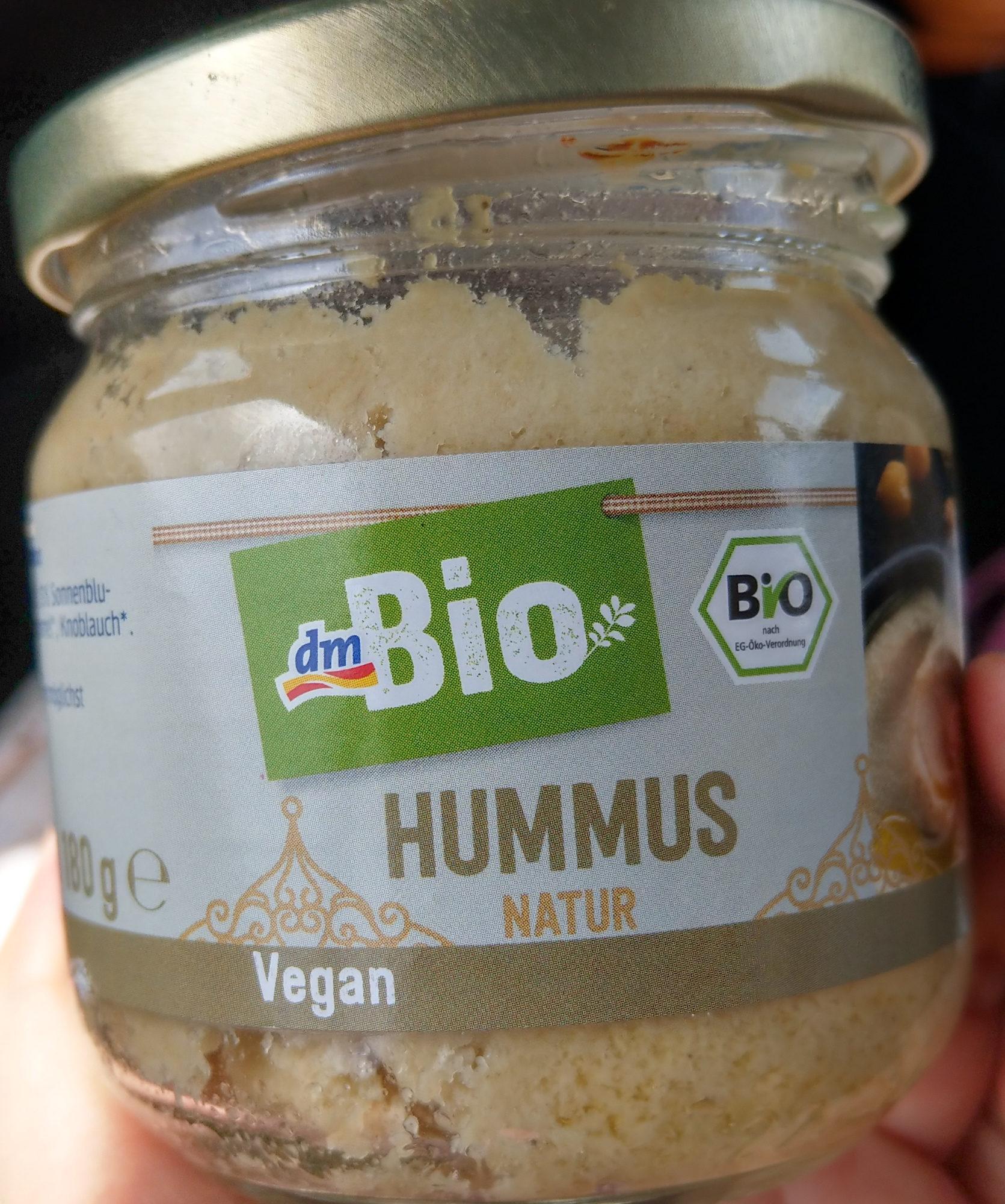 DM Bio Hummus Natur - Product