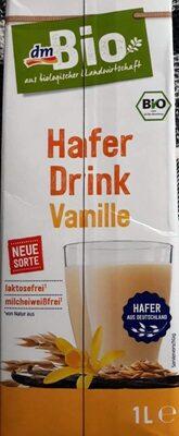 Hafer Drink Vanille - Produit