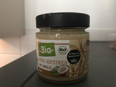 Kokos aufstrich mit vanille - Product - de