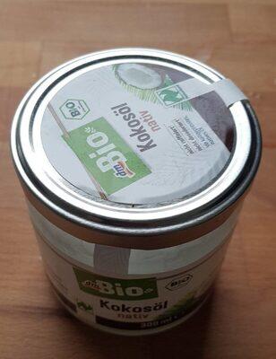 Kokosöl nativ - Product - en