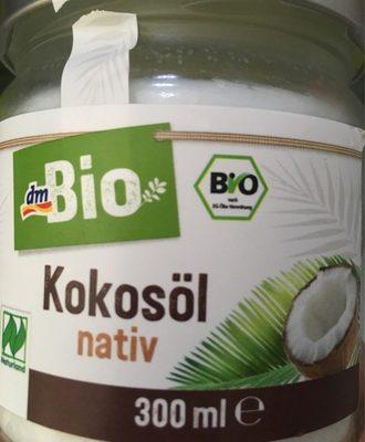 Kokosöl nativ - Produit