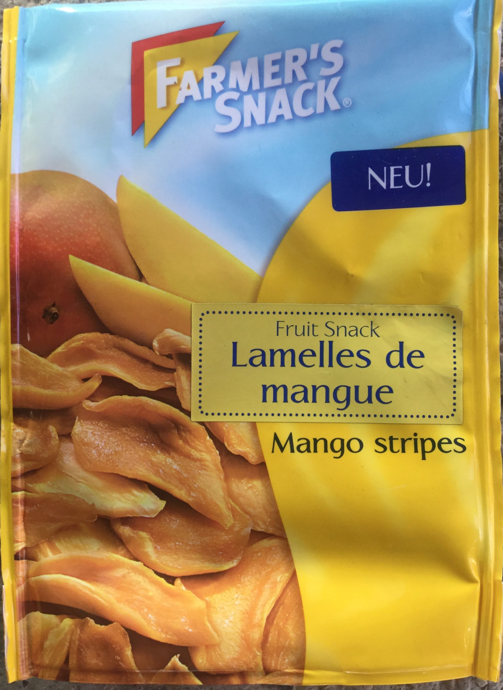 Mango stripes - Produit
