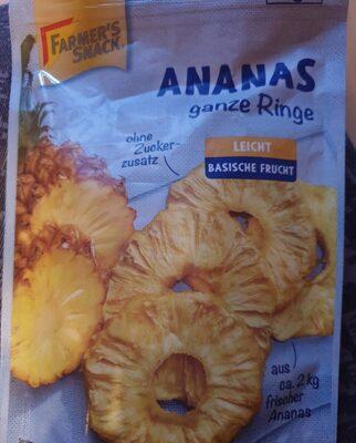 Ananas ganze Ringe - Product