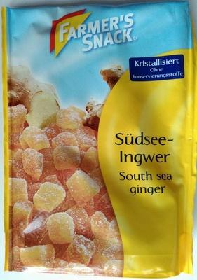 Südsee-Ingwer - Product