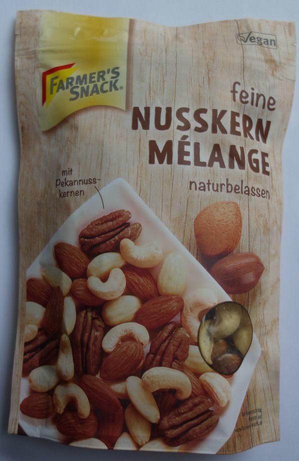 feine Nusskern Mélange naturbelassen - Product