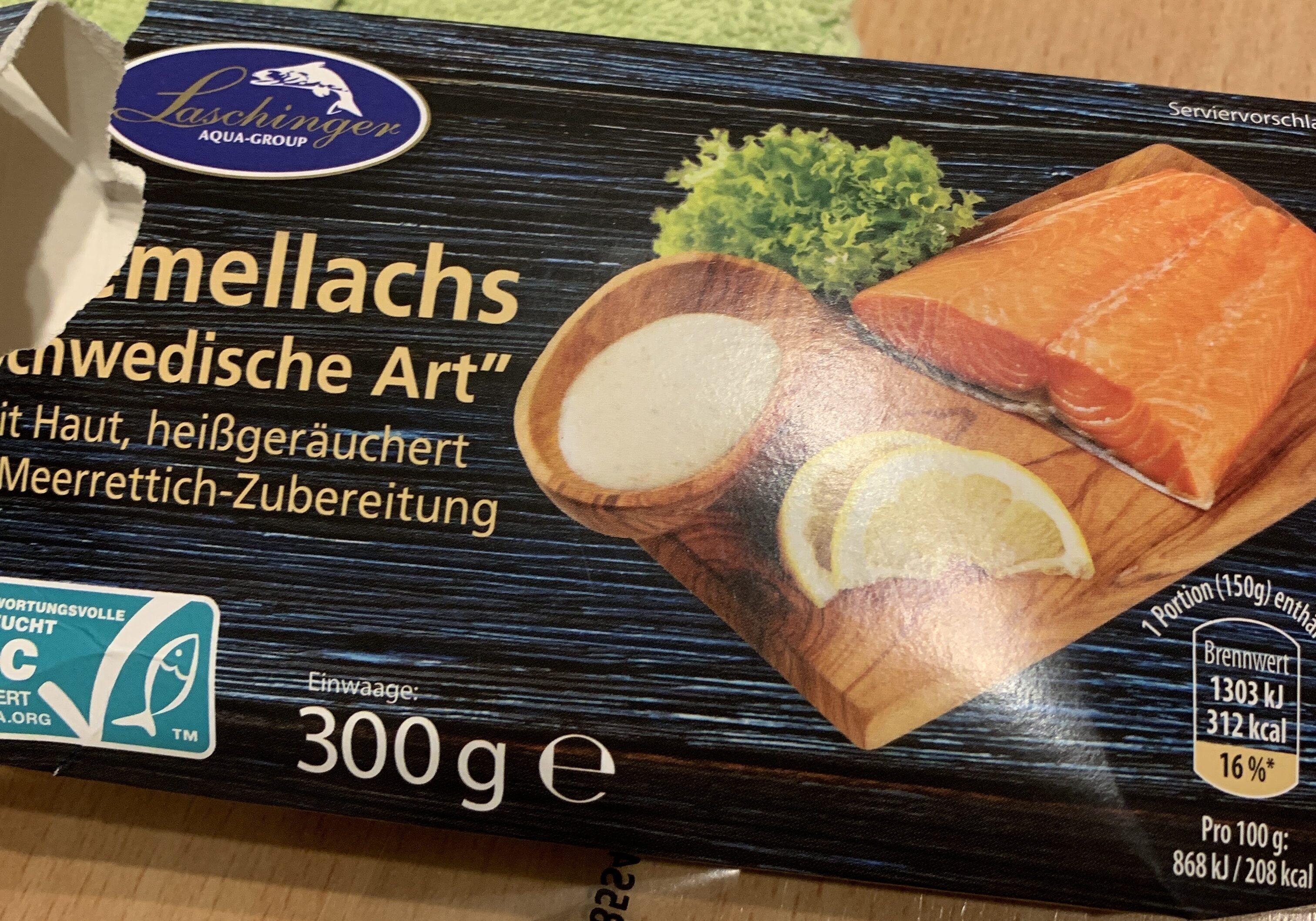 Stremellachs schwedische Art - Product