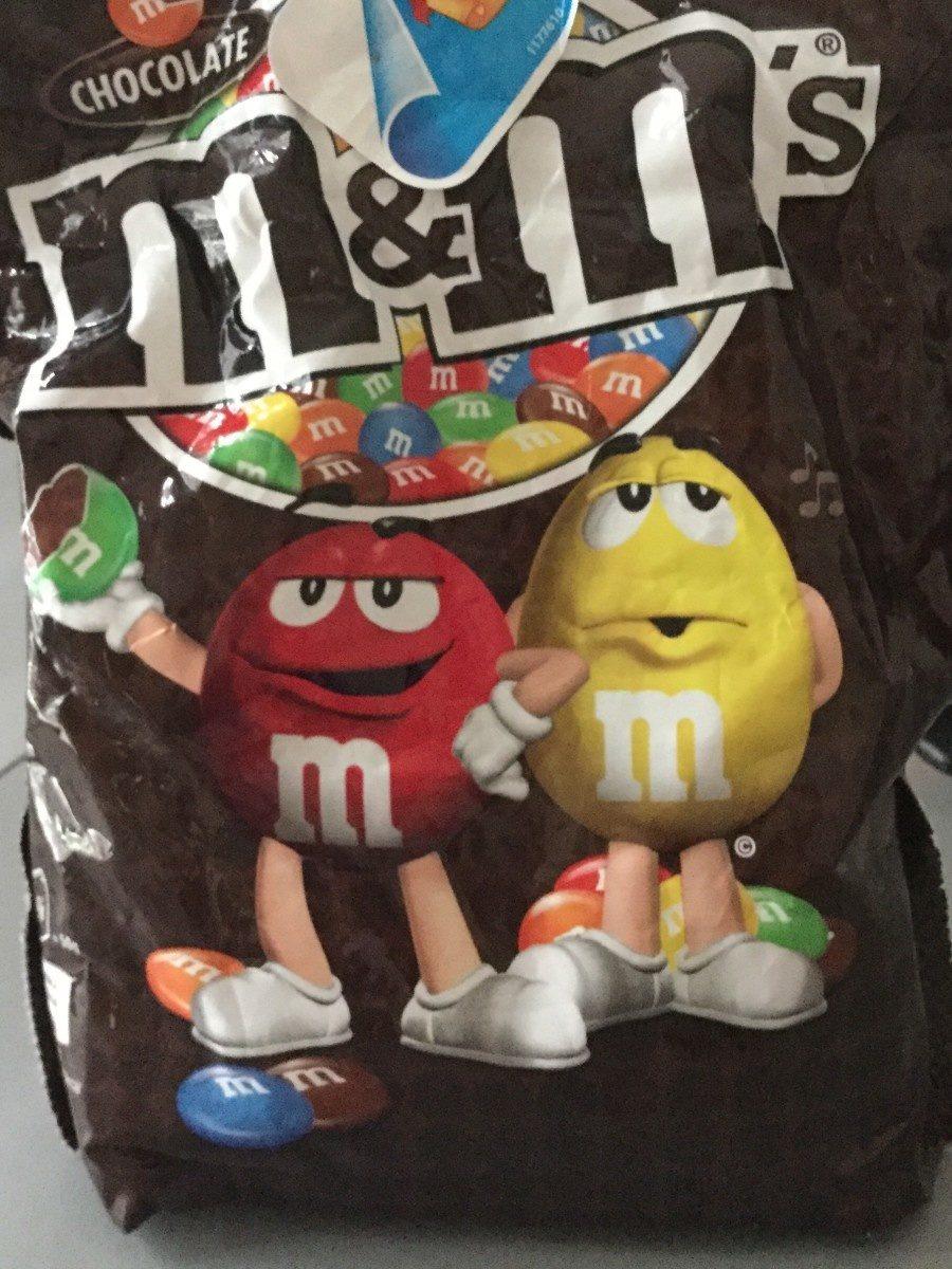 M&M Chocolate - Voedingswaarden - de