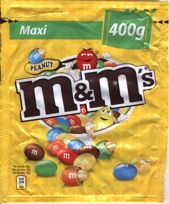 M&M's - Produit - fr