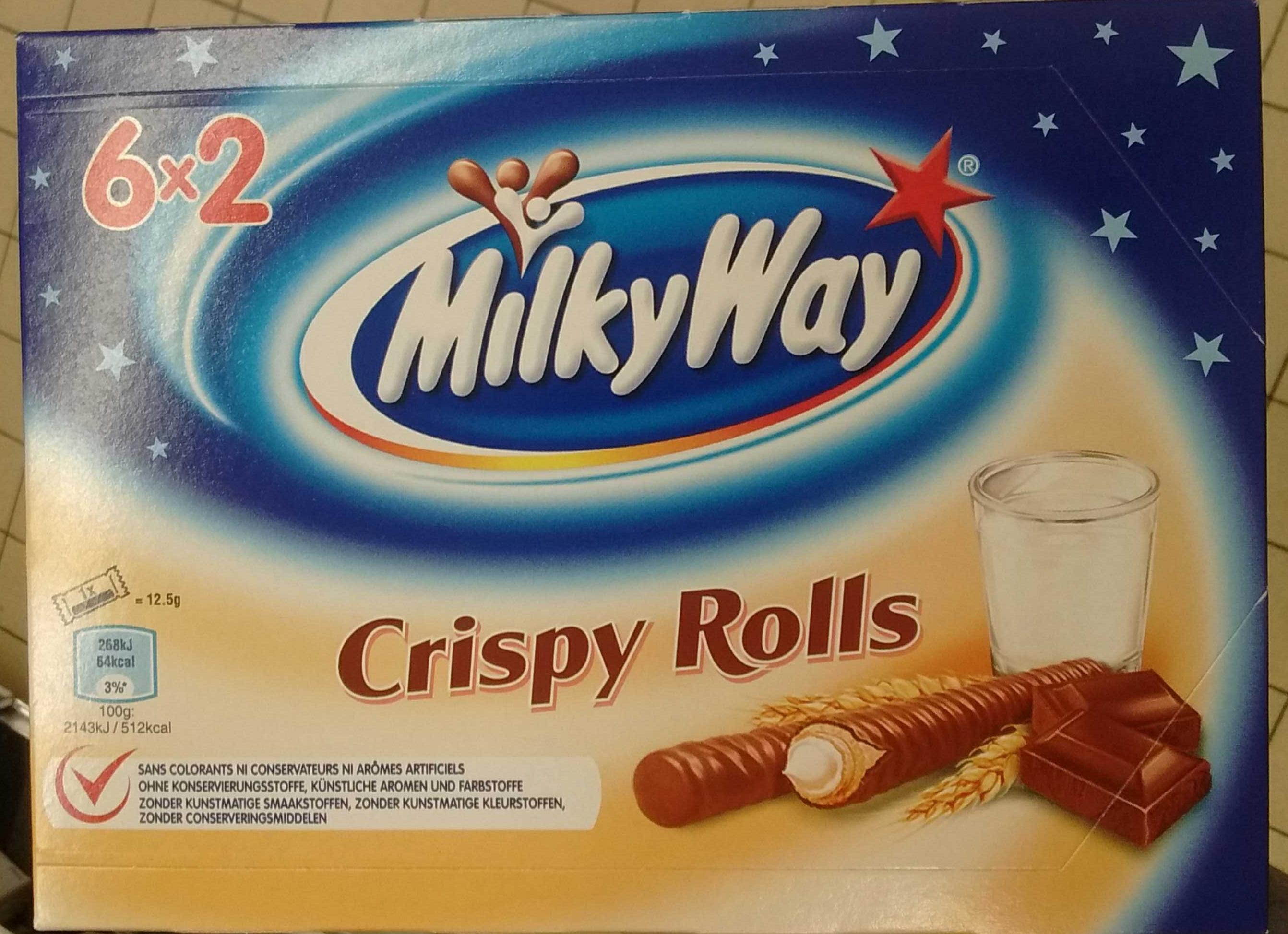 Crispy Rolls - Prodotto - fr