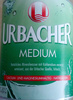 Urbacher medium - Produkt