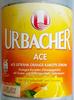 Urbacher ACE - Produkt