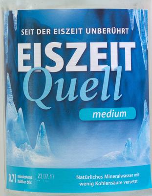 EiszeitQuell medium - Produkt