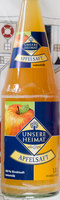 Apfelsaft naturtrüb - Produkt