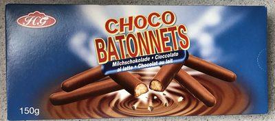 Choco Batonnets - Produit - fr