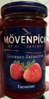 Gourmet-Frühstück Erdbeere - Produit - de