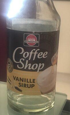 Schwartau Coffee Shop -  Vanille - Produkt - fr