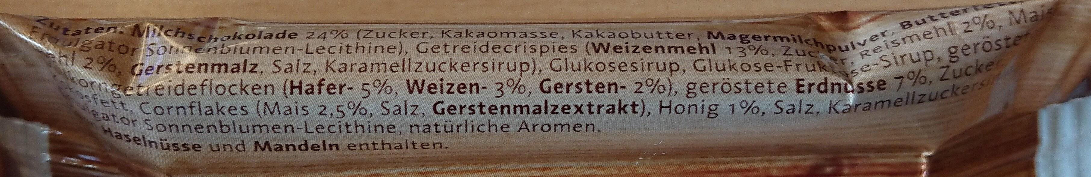 Corny Schoko - Ingredienti - de