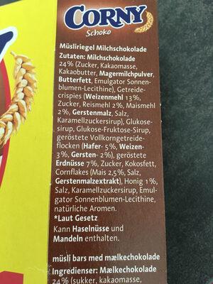 Corny Schoko - Product - de
