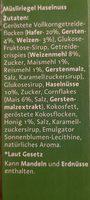 Nussi - Ingredients - en
