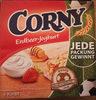 Corny Erdbeer-joghurt 6 Riegel - Product