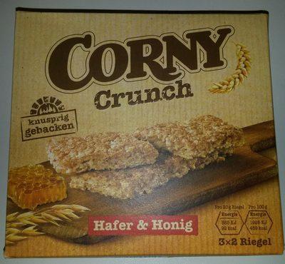 Corny Crunch Hafer & Honig - Product - de