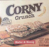 Corny Crunch Hafer & Honig - Produit