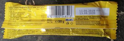 Corny Baton Big Bananowo-czekoladowy - Výživové údaje - cs