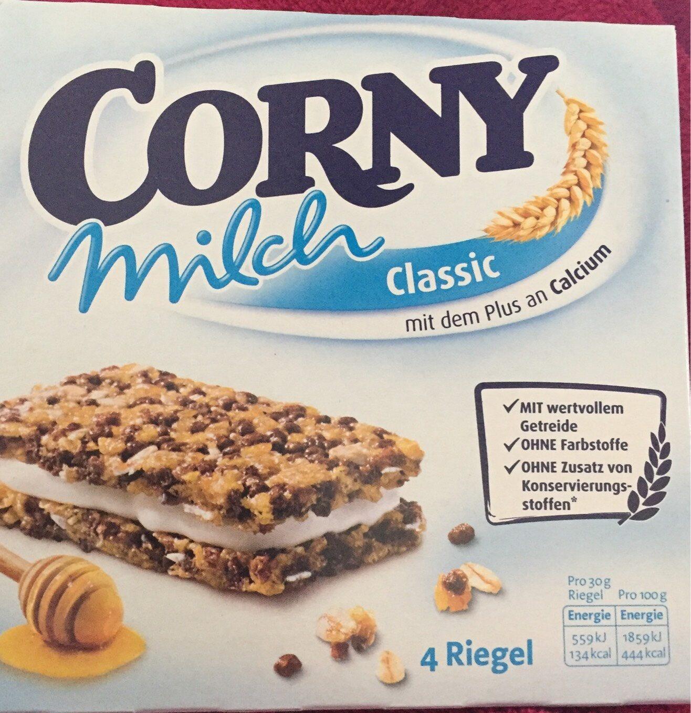 Corny Milch classic - Producto - fr