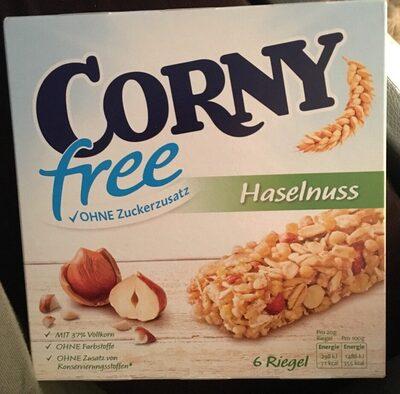 Corny free Haselnuss - Product - de