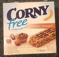 Nuss-Nougat Müsliriegel - Produkt - de