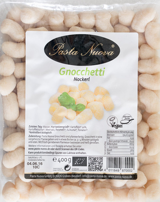 Gnocchetti - Produit
