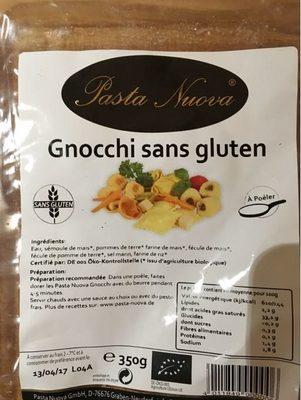 Gnocchis sans Gluten - Product - fr
