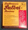 Dallmann's Salbei-Bonbons - Product